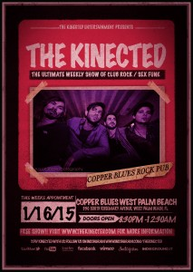 TheKinected@CopperBlues